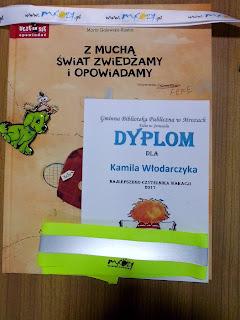 Książka dla Kamila