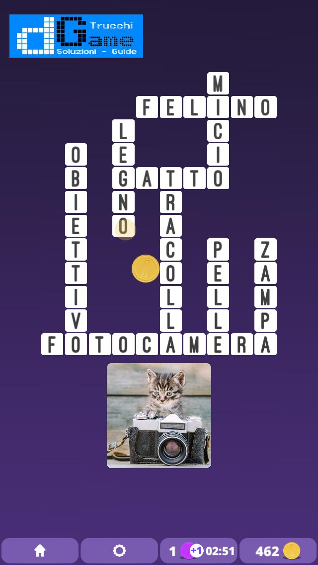 Soluzioni One Clue Crossword livello 5 schemi 8 (Cruciverba illustrato)  | Parole e foto