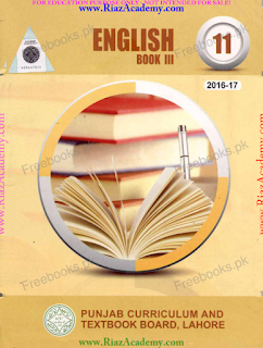 ENGLISH Book III for INTER CLASSES