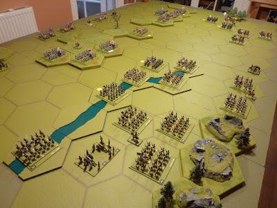 Sorauren (French Left) - the Game