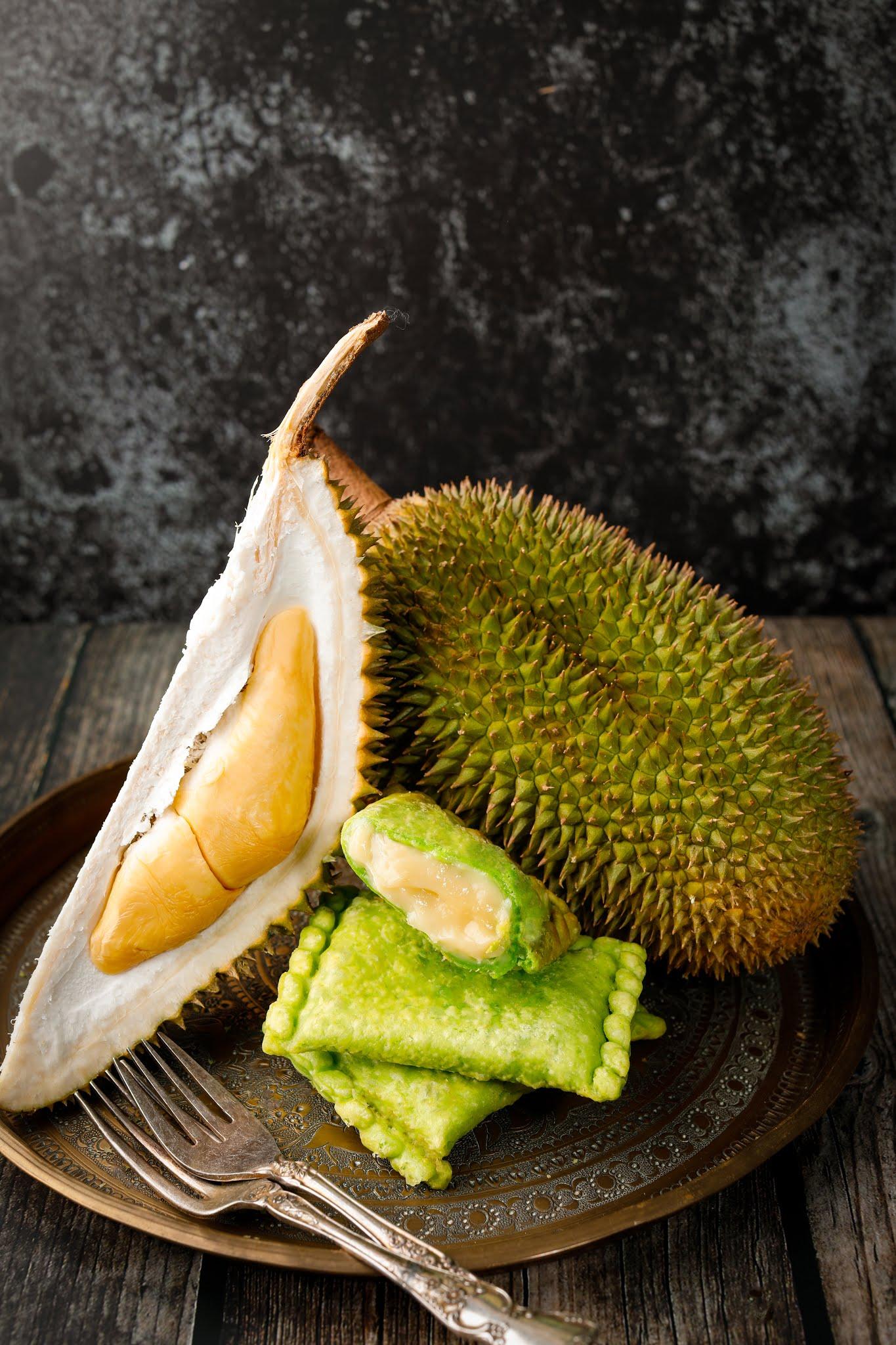 Old Chang Kee Launches Mao Shan Wang Durian Puff