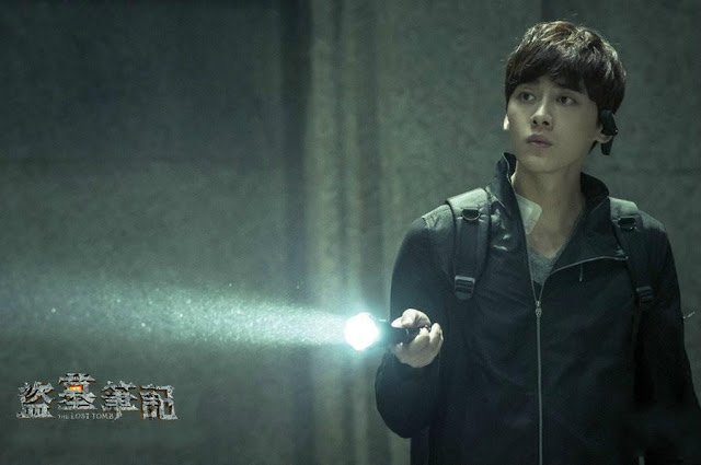 Li Yi Feng The Lost Tomb Wu Xie