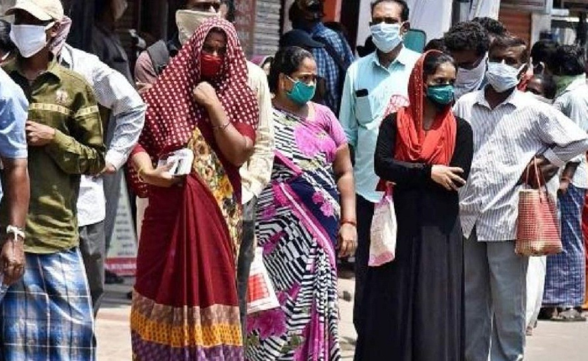 10 lakh people got vaccinated in just six days in India