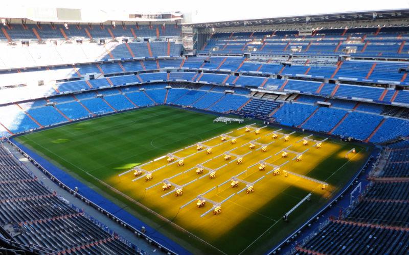 Estadio de Real Madrid: cómo visitarlo con el Tour