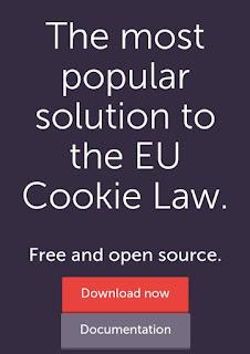 Cara Menampilkan Pemberitahuan Cookie DiBlog
