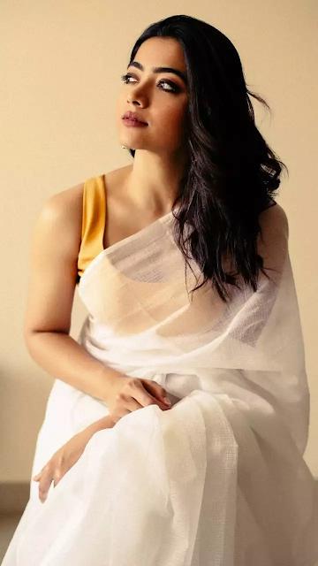 Rashmika Mandanna Wallpapers HD