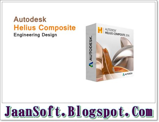 Autodesk Helius composite 2018 Download Full Version