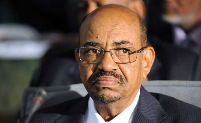 Sudan's al-Bashir charged, makes first public appearance