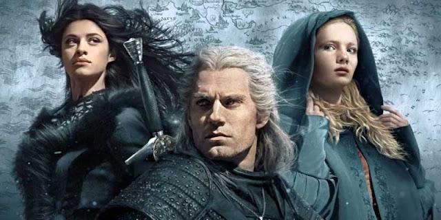 'The Witcher: Blood Origin'