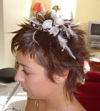 Wedding Hairstyles For Short Hair Bridal
