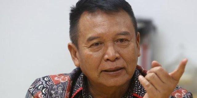 Bantah Jokowi, TB Hasanuddin: Tidak Ada Pasal Karet Dalam UU ITE
