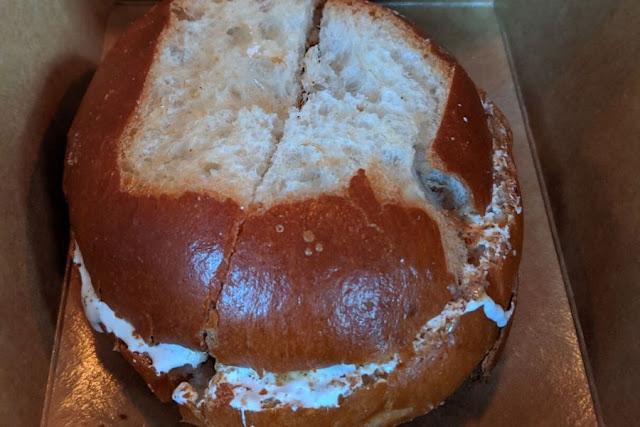 What to eat in Boston: A fluffernutter sandwich at Slumbrew
