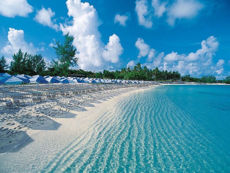 Premier Beach Beautiful Beaches In Bahamas
