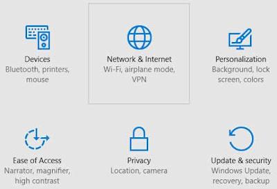 cara menghapus wifi di laptop dengan cepat