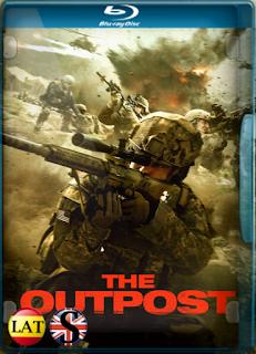The Outpost: La Batalla de Kamdesh (2020) REMUX 1080P LATINO/INGLES