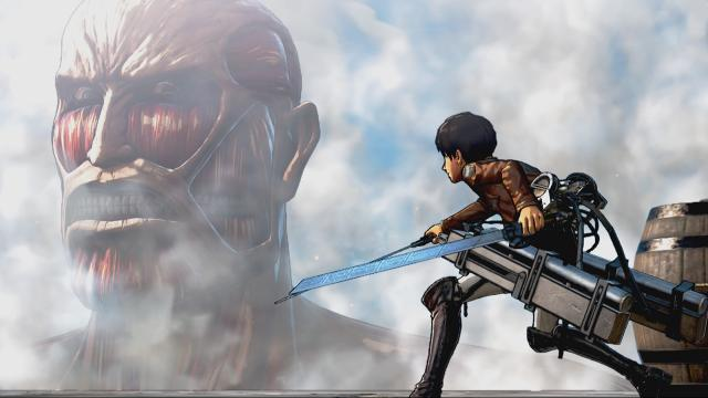Attack on Titan Wings of Freedom Torrent