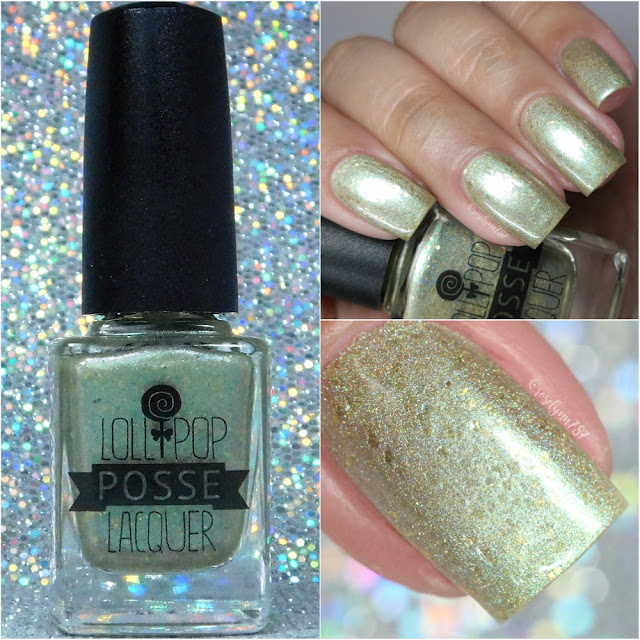Lollipop Posse Lacquer - July Polish Pick Up