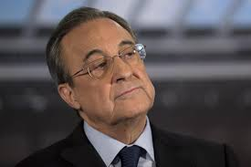 Real Madrid president Perez tests negative for COVID-19; still won't travel with the team to Italy