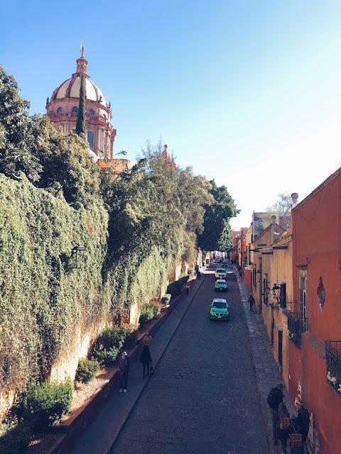 Church Architecture San Miguel de Allende Mexico