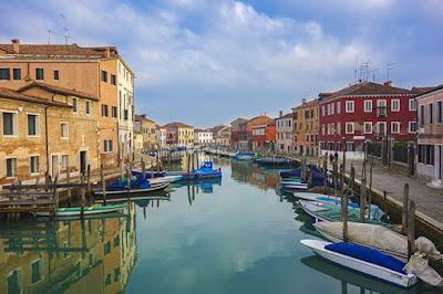 Foto Fxxu por Pixabay - Blog Lugares de Memória - Matéria sobre Murano -