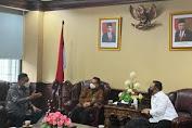 Gubernur Olly Bersama Menteri Agama Bahas Harmonisasi Beragama