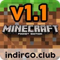 minecraft pocket edition v1.1 full apk