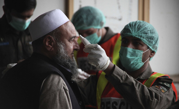 Pak Military Forcibly send Coronavirus patients to PoK