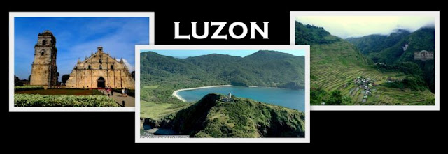 Luzon tourist spots