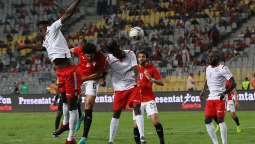 نتيجة مباراة مصر وجزر القمر بتاريخ 18-11-2019 تصفيات كأس أمم أفريقيا