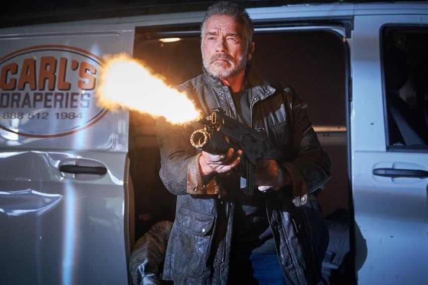 Netflix заказал первый сезон шпионского сериала с Арнольдом Шварценеггером