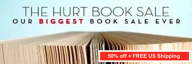 50% off Hurt Hardcover Sale