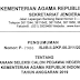 Perpanjangan Batas Akhir Pendaftaran CPNS Kemenag RI Tahun 2019