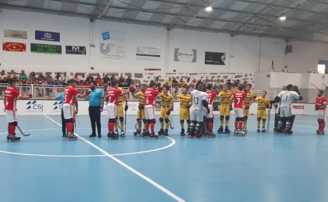 Blog Benfica Hóquei em Patins Torneio de Riba D´Ave