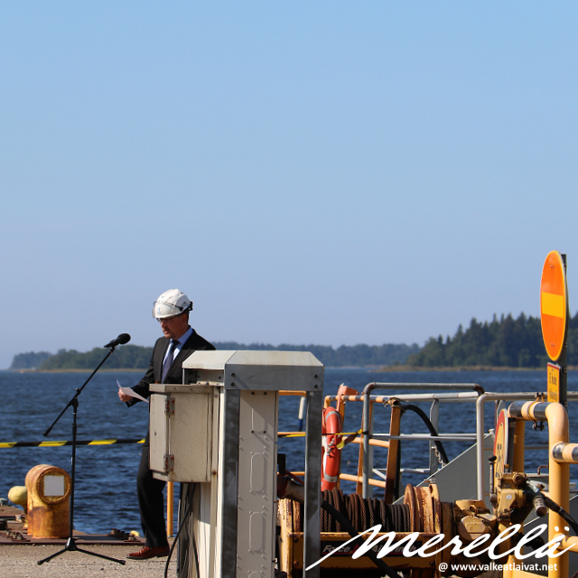 MyStar vesillelasku