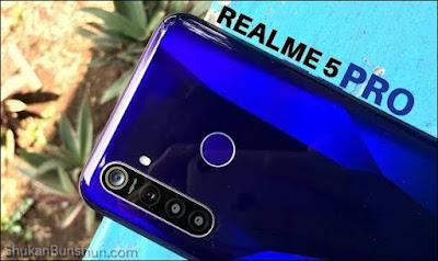 Cara Menyembunyikan Tombol Navigasi Realme 5 Pro XT Menu