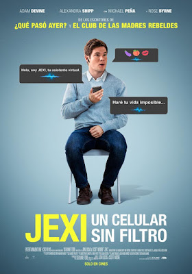 Jexi 2019 DVD R1 NTSC Latino
