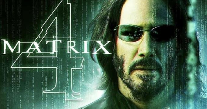 Matrix 4 ganha título e trailer