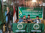 Usung Visi Melek Digital, Anton Hamid Pimpin IPNU Kota Gorontalo
