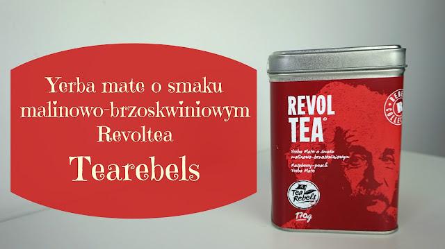 RECENZJA: Yerba mate owocowa Revoltea | Tea Rebels