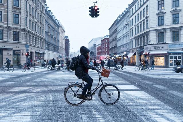 mafaat bersepeda mengurangi polusi