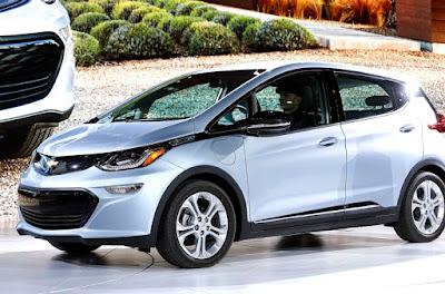Self Driving Chevrolet Bolt EV Begins Live Tests