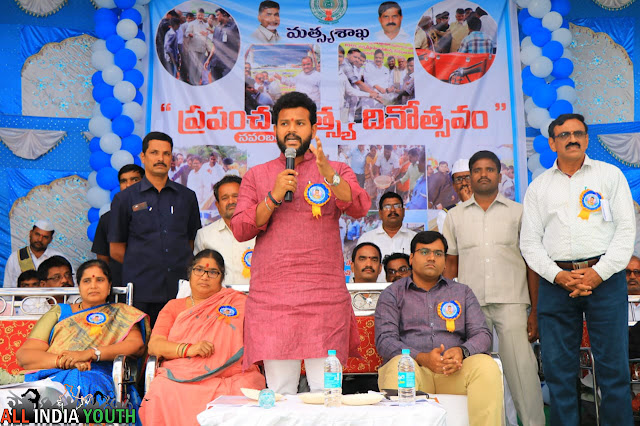 Ram Mohan Naidu meeting with officers