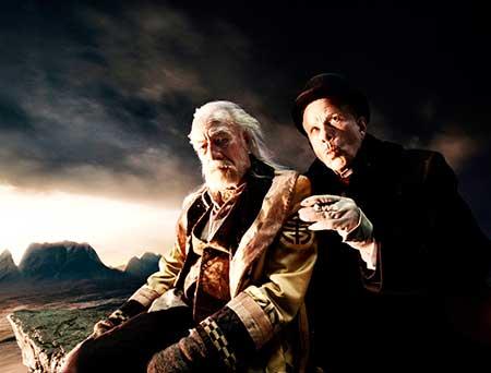 """""""The Imaginarium of Doctor Parnassus"""" de Terry Gilliam."""