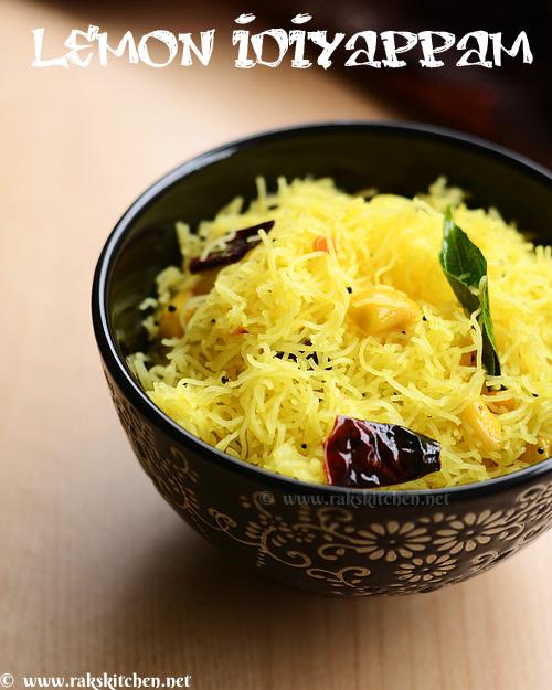 Lemon idiyappam