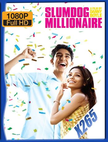 Slumdog Millionaire [2008] 1080P Latino [X265_ChrisHD]