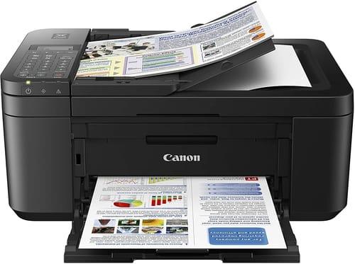 Review Canon PIXMA TR4520 Wireless All in One Printer