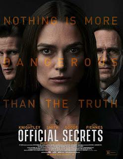 مشاهدة فيلم Official Secrets 2019 مترجم