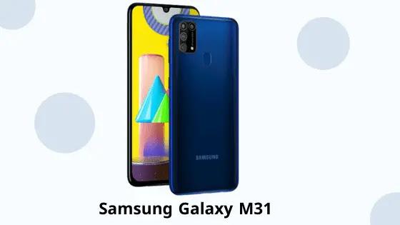 سعر ومواصفات samsung Galaxy M31- مميزات وعيوب جالاكسي أم 31