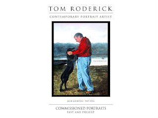 Commissioned Portraits by Boulder contemporary portrait artist Tom Roderick