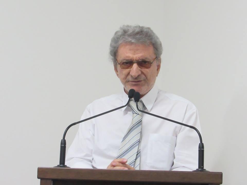 Vereador José Gilberto Viola é eleito o novo presidente da Câmara Municipal de Pinhal